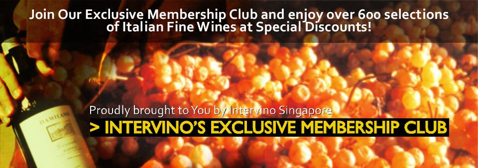 Fine Wine Singapore Italian Red, White Wines